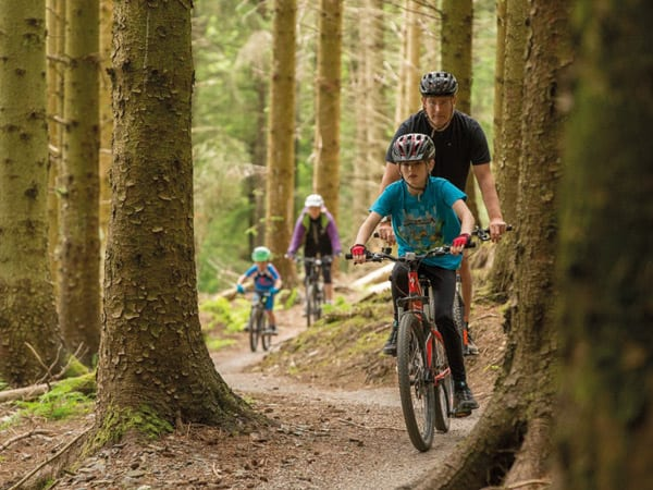 Castlewellan Forest Park & Mountain Biking