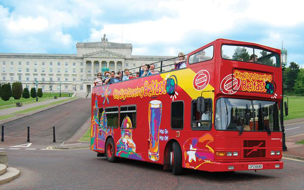 Belfast Hop-On Hop-Off Bus Tour