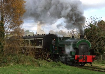 Downpatrick Railway